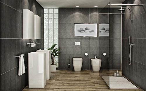 Reformas de baño en Lucena