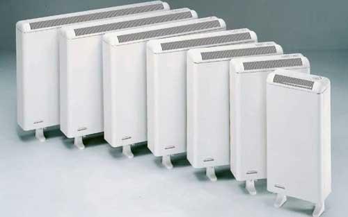 Radiadores eléctricos acumuladores de calor para calefacción en Montilla