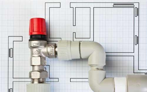 Instalación de fontanería en viviendas